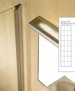 Køb Fibo Trespo 2506-F23 HG Toscana Tile
