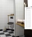 Fibo-trespo-2091-F08-S-White-Tile