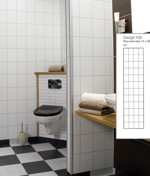 Fibo-trespo 2091 F08 S White Tile