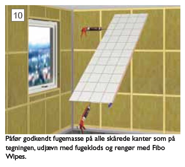 Godkendt og billig fugemasse Fibo Trespo