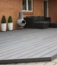Liste-Komposit terrasse eksempel