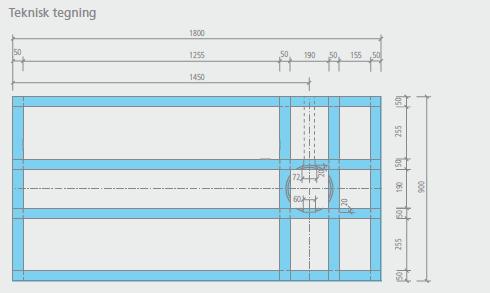 wedi-fundo-primo-easy-rektangulaert-decentralt-afloeb