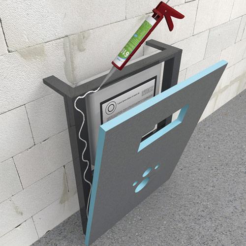 wedi i board til skarp pris her. Black Bedroom Furniture Sets. Home Design Ideas